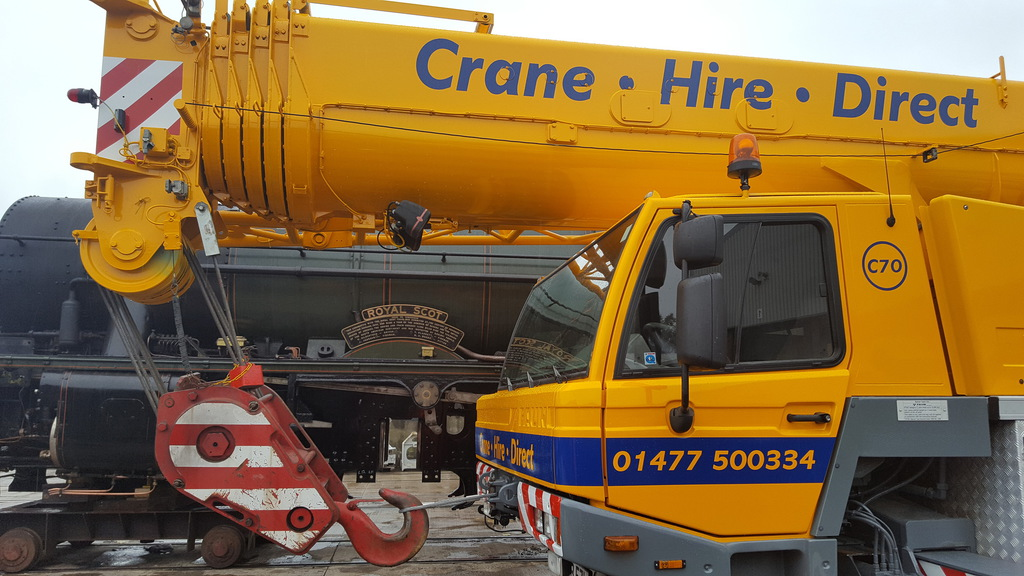 Crane Hire Direct - 24/7 Contract lifting and Cranage